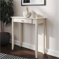DHP ROSEWOOD CONSOLE TABLE(NOT ASSEMBLED)