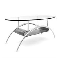 "RYAN ROVE 38"" COFFEE TABLE(NOT ASSEMBLED)"