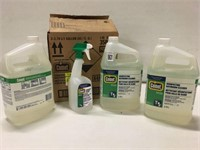 3.78L X3 DISINFECTING BATHROOM CLEANER