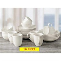 OVER AND BACK 16 PIECE DINNERWARE SET