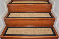 29 INCH WOVEN STAIR TREADS (13 PACK)