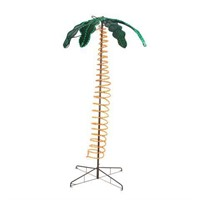 """84""""H ROPE LIGHT """"PALM TREE"""" FOR INDOOR"""