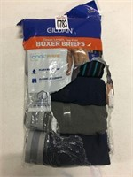 GILDAN 5 BOXER BRIEFS LARGE