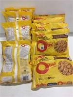 HONEY OATS SWEETENED CORN AND OAT CEREAL 9X652G
