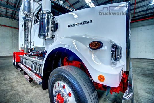 Western Star 4800FXC