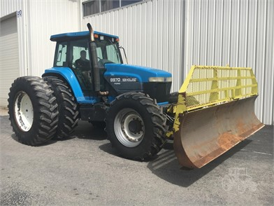 NEW HOLLAND 8970 For Sale - 20 Listings | TractorHouse com