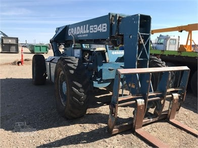 GRADALL 534B Auction Results - 16 Listings | MachineryTrader
