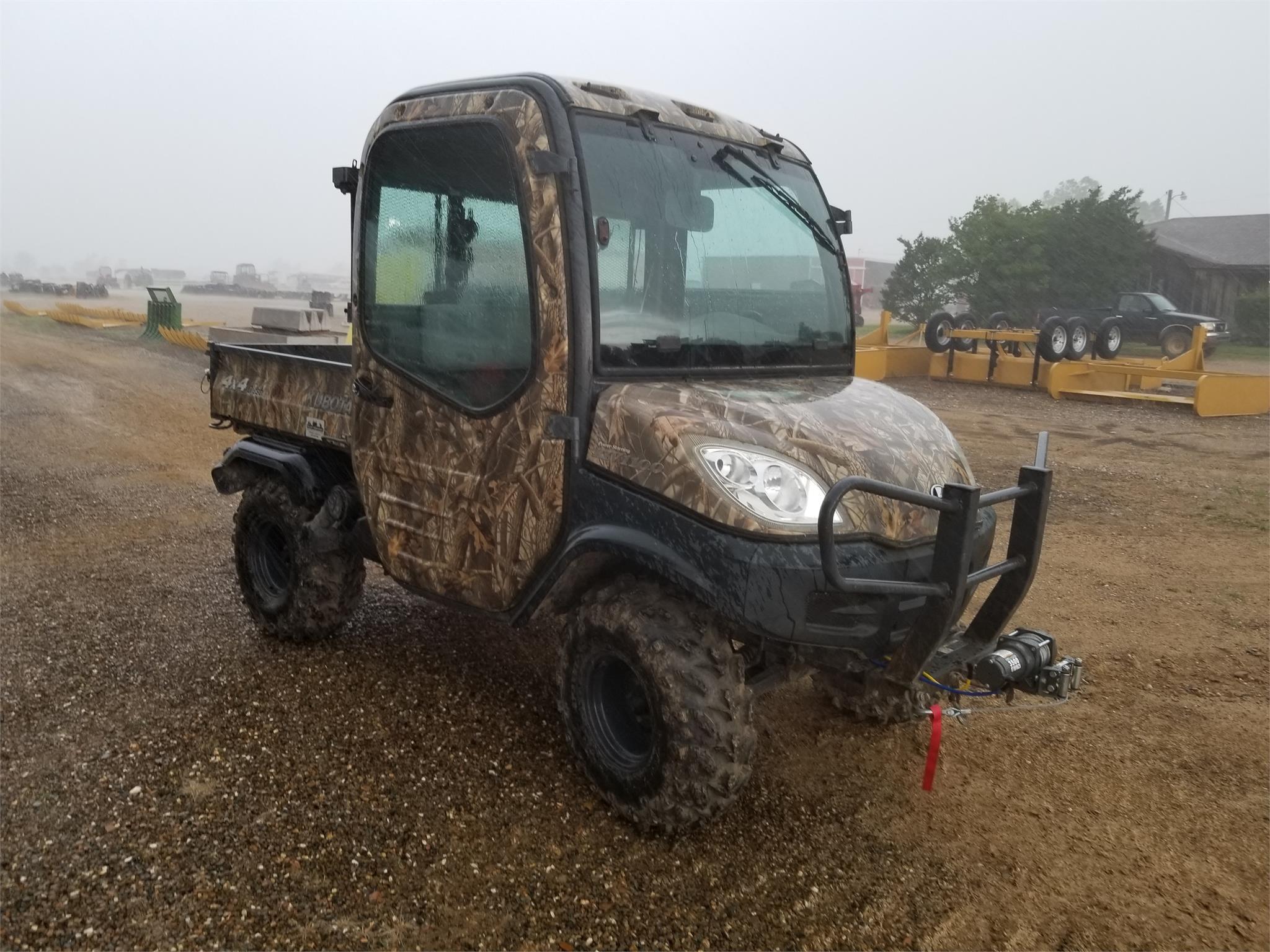 Kubota Rtv 1100 >> Kubota Rtv1100 For Sale In Idabel Oklahoma Motorsportsuniverse Com