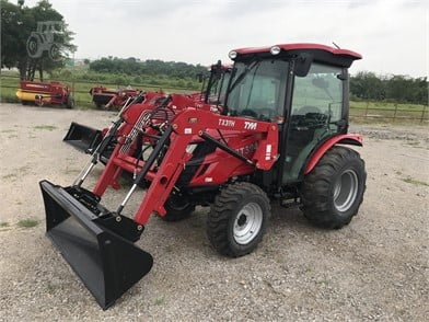 Less Than 40 HP Tractors For Sale In Uvalde, Texas - 353