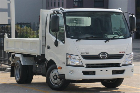 2019 Hino 300 Series - Trucks for Sale