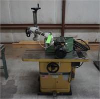 Wood Working Shop and Automotive Garage