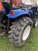 New Holland Boomer 37 Compact Tractor