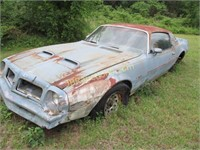 ESTATE COLLECTOR CAR, MOTORCYCLE, RV'S AND TOOLS AUCTION