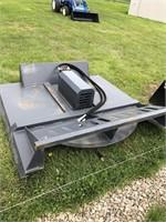 Skid Steer QA Brush Mower-New