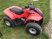 Honda 90 4 Wheeler