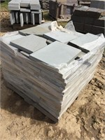"1.5"" x Random Length Pavers"
