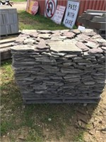 Pallet of PA Extra Thin Stacked Field Stone