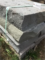 "Pallet of (6) 6""x18""x48"" Nursery Step Stone"