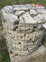 Pallet Basket of Homewood Tumbled