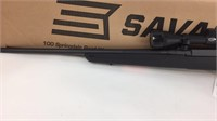 22-250 Rem - New Savage Axis XP  W/Scope