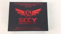 .9 MM SCCY Industries Auto Pistol