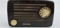 Silvertone Antique Tube Radio