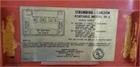 Stomberg-Carlson Portable Model EP-2 Radio