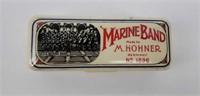M. Hohner Marine Band Harmonica