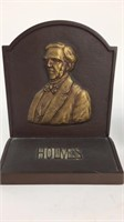 Bradley and Hubbard Bookends - Holmes & Whittier