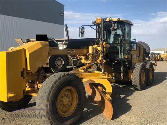 2008 Caterpillar 12M Heavy Machinery for Sale