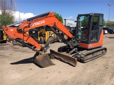 HITACHI ZX60 For Sale - 14 Listings   MachineryTrader com