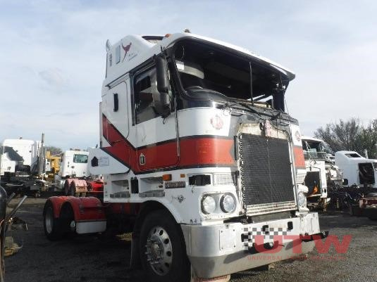 2008 Kenworth K108 Universal Truck Wreckers - Wrecking for Sale