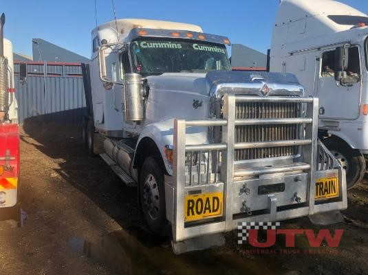 2010 International 9900i Eagle Universal Truck Wreckers  - Wrecking for Sale