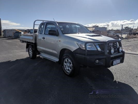 2013 Toyota Hilux South West Isuzu - Light Commercial for Sale