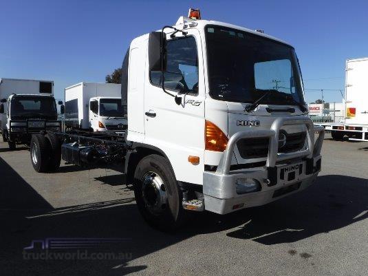 2007 Hino 500 Series FG Trucks for Sale