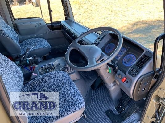 2001 Hino FT 4x4 Grand Motor Group - Trucks for Sale
