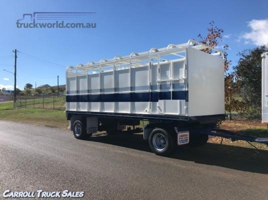 1998 J Smith & Sons Dog Trailer Carroll Truck Sales Queensland - Trailers for Sale