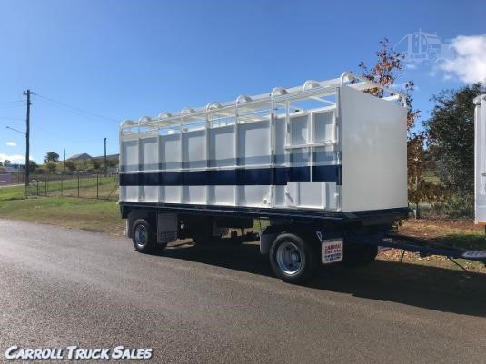 1998 J SMITH & SONS Dog Trailer For Sale In Toowoomba, QLD Australia