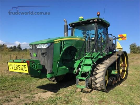 2013 John Deere 8335RT Farm Machinery for Sale