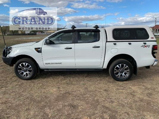 2014 Ford Ranger Crew Cab 4x4 Grand Motor Group - Light Commercial for Sale