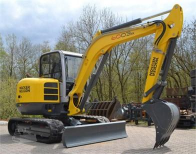 WACKER NEUSON Excavators For Sale - 207 Listings | MachineryTrader