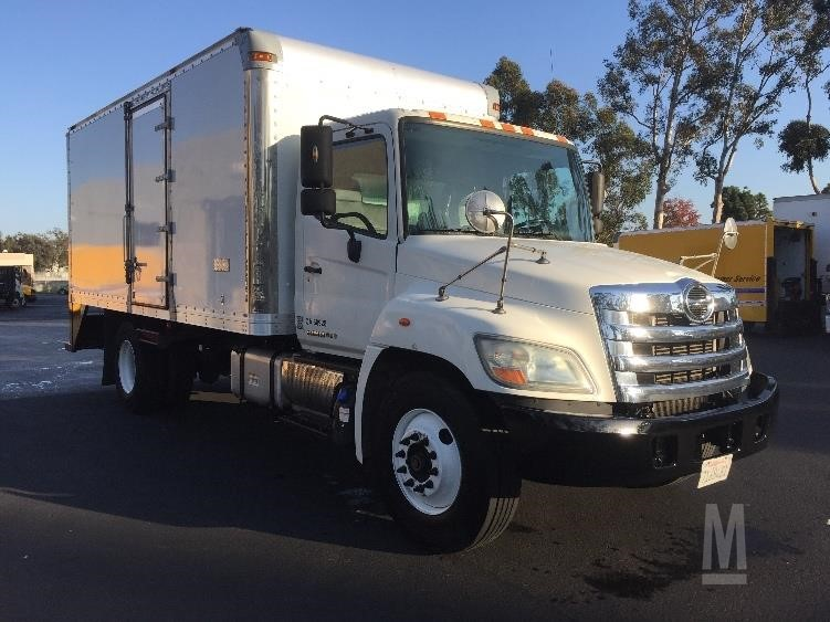 2012 HINO 338 For Sale In Torrance, California