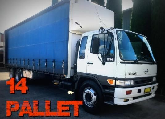 2002 Hino GH Southern Star Truck Centre Pty Ltd - Trucks for Sale