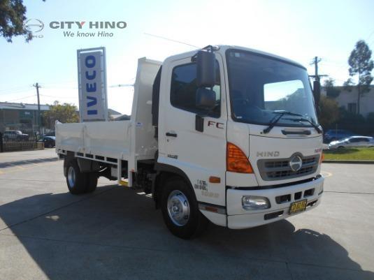 2015 Hino 500 Series 1022 FC City Hino - Trucks for Sale