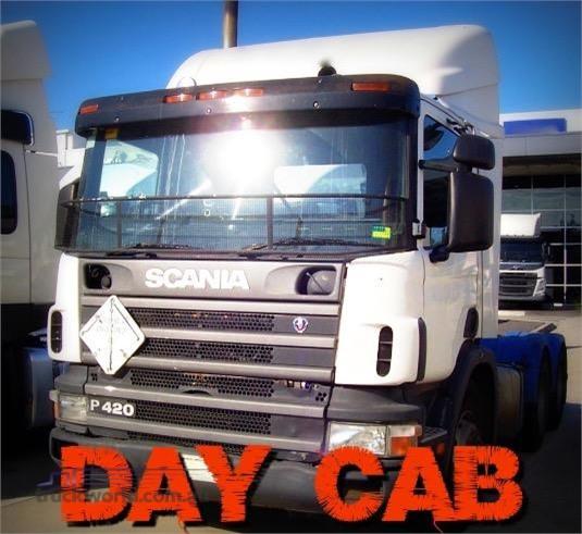 2006 Scania P420 - Trucks for Sale
