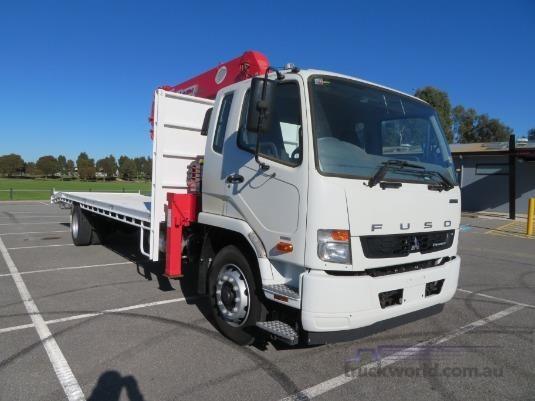 2016 Fuso Fighter 10 Trucks for Sale