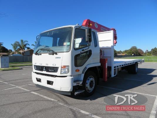 2016 Fuso Fighter 10 Dandy Truck Sales - Trucks for Sale