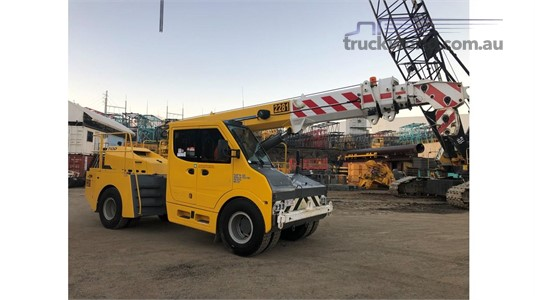 2013 TIDD PC25 Heavy Machinery for Sale