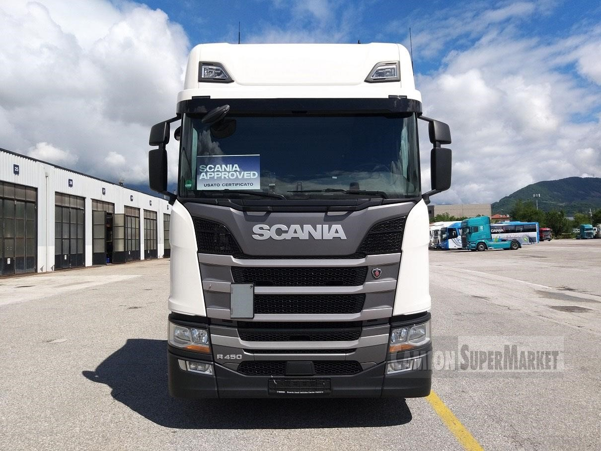Scania R450 used 2018 Lombardia