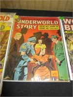 Comic Books-Golden Age to Modern 6/24